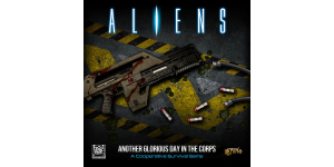 Aliens Another Glorious Day in the Corps review - cover