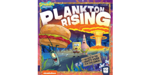 SpongeBob SquarePants Plankton Rising review - cover