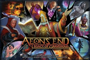 Aeon's End Legacy of Gravehold cover