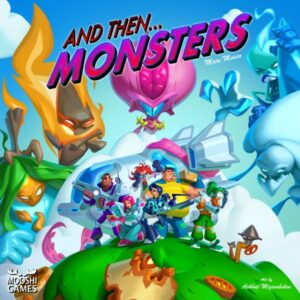 And Then Monsters cover