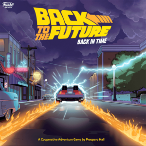 Back to the Future Back in Time review - cover