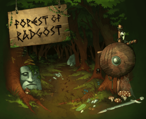 Forest of Radgost cover