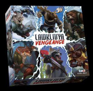 Lawklivya Vengeance cover