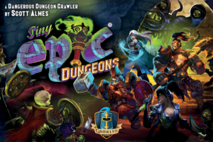 Tiny Epic Dungeons cover