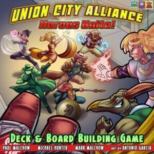 Union City Alliance cover