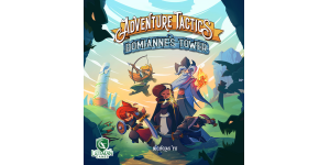 Adventure Tactics Domianne's Tower review - cover