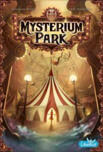 Mysterium Park review - cover