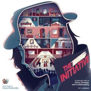 The Initiative cover