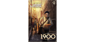 Chronicles of Crime 1900 review - cover