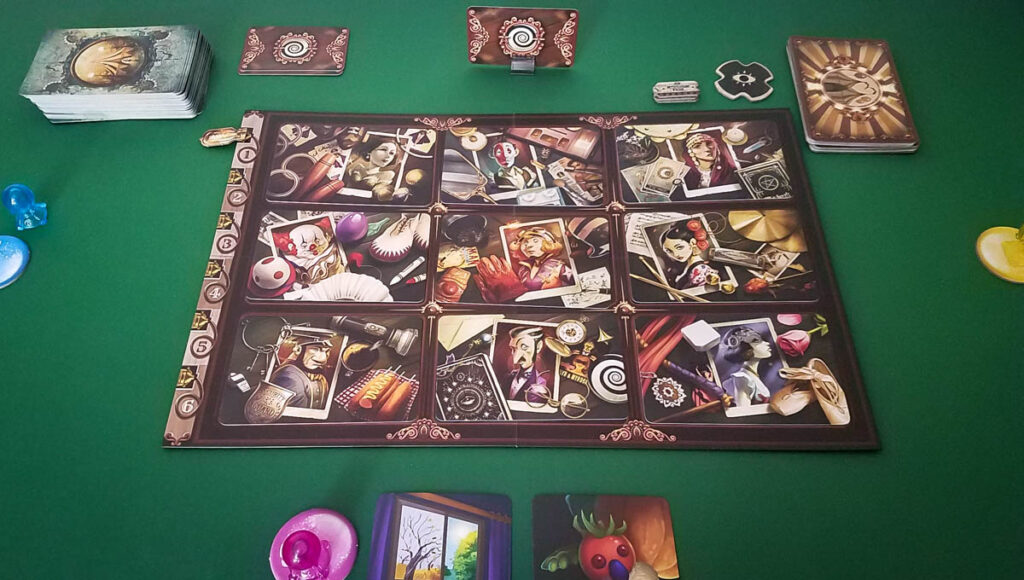 Mysterium Park review - 4 player game