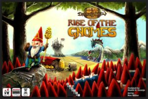Rise of The Gnomes cover